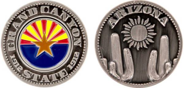 CMC Design Arizona Collector Coin Ball Marker product image