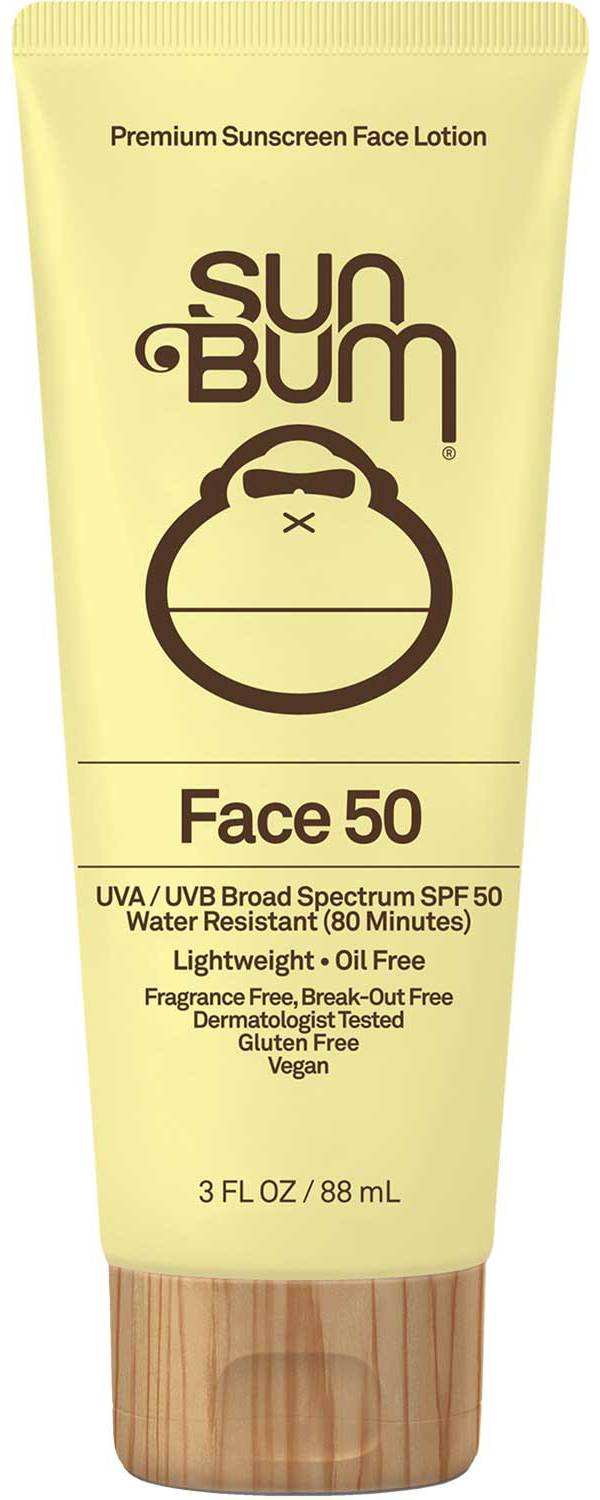 Sun Bum Original SPF 50 Sunscreen Face Lotion product image