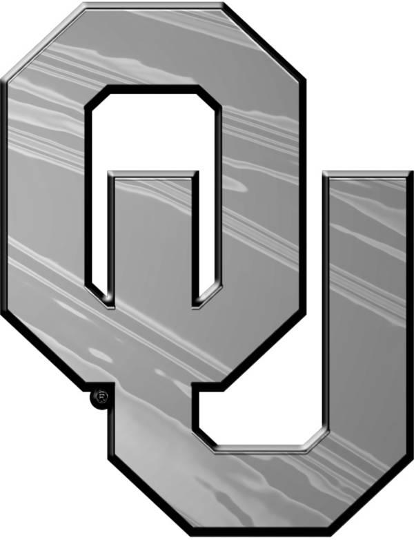 Team Promark Oklahoma Sooners Chrome Emblem product image