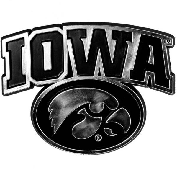 Team Promark Iowa Hawkeyes Chrome Emblem product image
