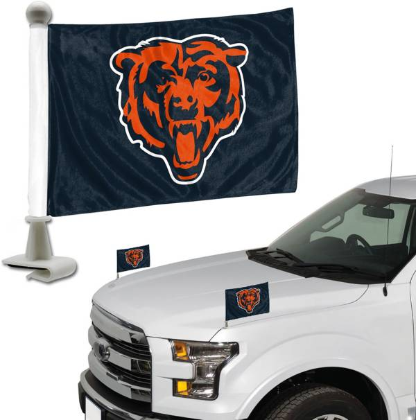 Team Promark Chicago Bears Car Flag Pair product image