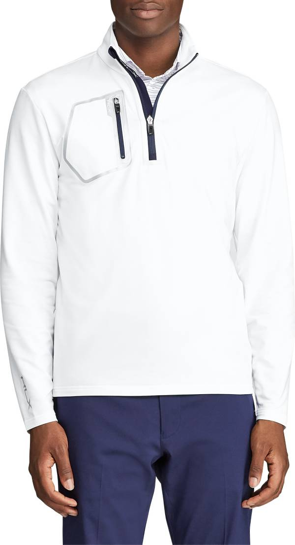 RLX Golf Men's Brushback Jersey Golf Pullover product image