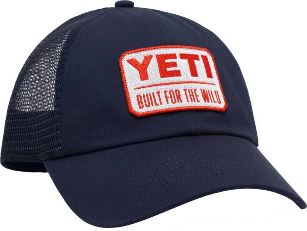 YETI Men's Built for the Wild Patch Trucker Hat product image