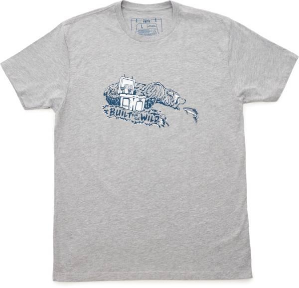 YETI Men's Fishing Bear T-Shirt product image