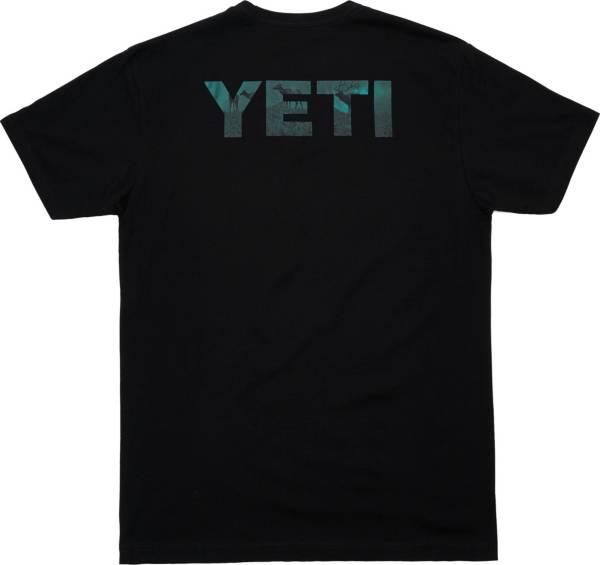 YETI Men's Elk Filled Logo Short Sleeve T-Shirt product image