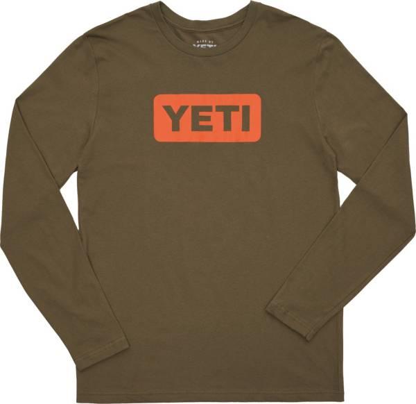 YETI Men's Logo Badge Long Sleeve Shirt product image