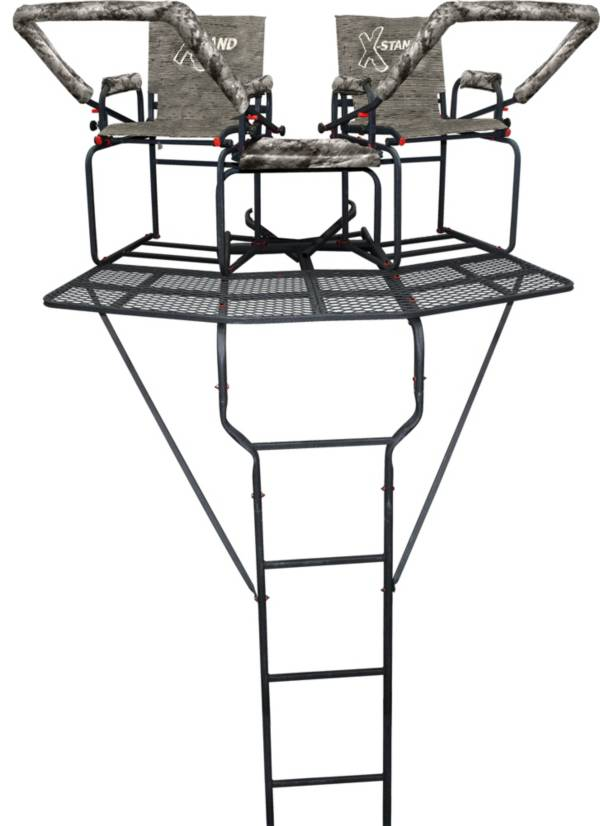 X-Stand Comrade X 2-Person 18' Ladder Stand product image