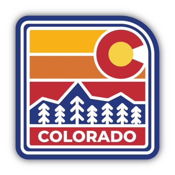 Stickers Northwest Colorado Flag Sticker product image