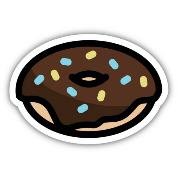 Stickers Northwest Donut Sticker product image