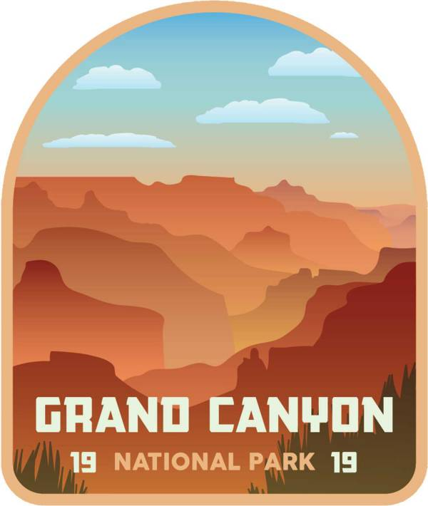 Stickers Northwest Grand Canyon National Park Sticker product image