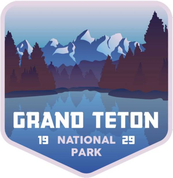 Stickers Northwest Grand Teton National Park Sticker product image