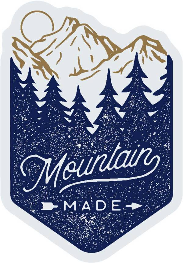 Stickers Northwest Mountain Made Sticker product image