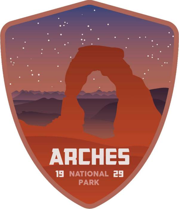 Stickers Northwest Arches National Park Sticker product image