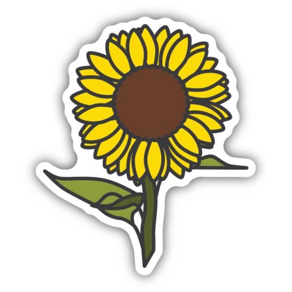 Stickers Northwest Sunflower Sticker product image