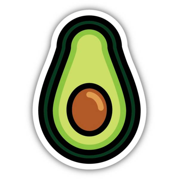 Stickers Northwest Avocado Sticker product image