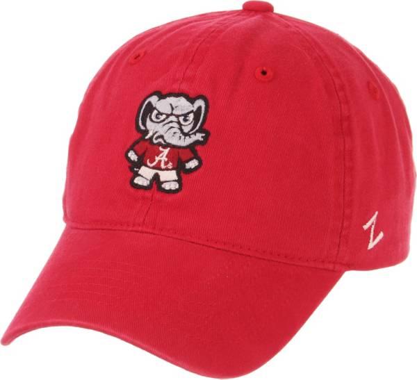 Zephyr Men's Alabama Crimson Tide Crimson Tokoyodachi Emoji Hat product image