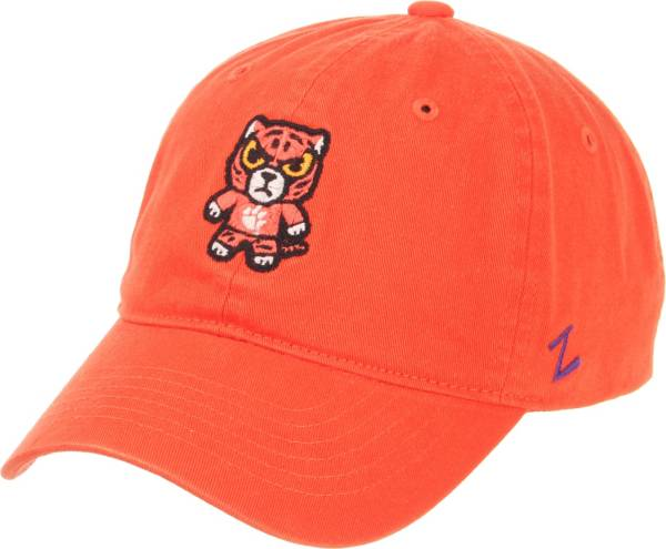 Zephyr Men's Clemson Tigers Orange Tokoyodachi Emoji Hat product image