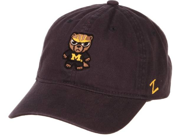 Zephyr Men's Michigan Wolverines Blue Tokoyodachi Emoji Hat product image
