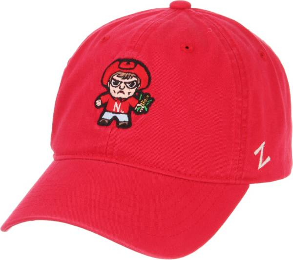 Zephyr Men's Nebraska Cornhuskers Scarlet Tokoyodachi Emoji Hat product image