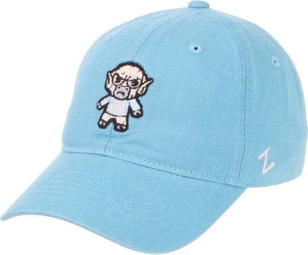 Zephyr Men's North Carolina Tar Heels Carolina Blue Tokoyodachi Emoji Hat product image