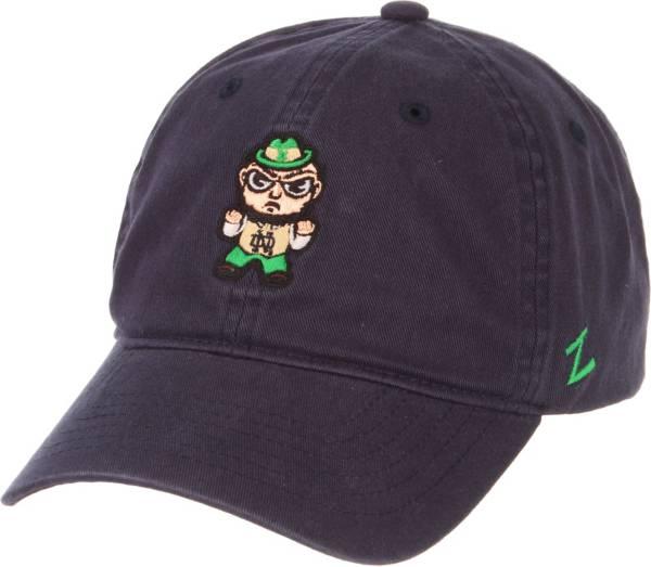 Zephyr Men's Notre Dame Fighting Irish Navy Tokoyodachi Emoji Hat product image