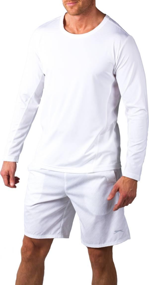 Sansoleil Men's Long Sleeve Crew Neck Golf Shirt product image