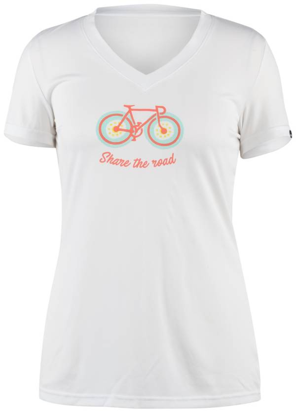 Louis Garneau Women's Share the Road Cycling T-Shirt product image