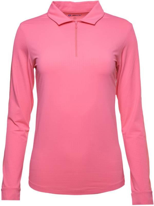 IBKUL Women's Long Sleeve Golf Polo product image