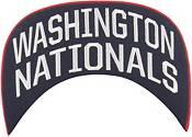 '47 Youth Boys' Washington Nationals Red Vow Captain Adjustable Snapback Hat product image