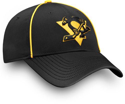 watch 1af11 15c16 NHL Men s 2019 Stadium Series Pittsburgh Penguins Speed Black Flex Hat.  noImageFound. Previous. 1. 2. 3