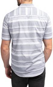 TravisMathew Men's Mahe Short Sleeve Button Down Golf Shirt product image
