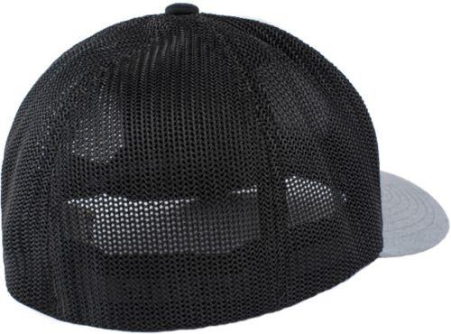 5a24c1a438a TravisMathew Men s Black Bear Flexfit Golf Hat 3