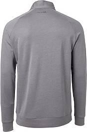 TravisMathew Men's Newton ¼ Zip Golf Pullover product image