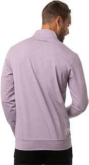 TravisMathew Men's Fleece 1/4 Zip Golf Jacket product image