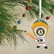 Hallmark Oakland Athletics Bouncing Body Ornament product image