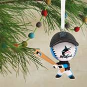 Hallmark Miami Marlins Bouncing Body Ornament product image
