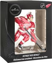 Hallmark Detroit Red Wings Bouncing Buddy Christmas Ornament product image