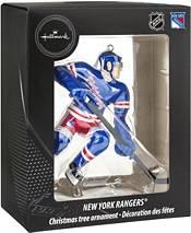 Hallmark New York Rangers Bouncing Buddy Christmas Ornament product image