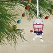 Hallmark New England Patriots Bouncing Body Ornament product image