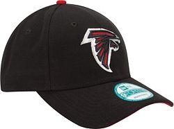 on sale 18db7 34a7f New Era Men s Atlanta Falcons League 9Forty Adjustable Black Hat alternate 1