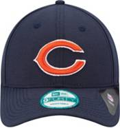New Era Men's Chicago Bears League 9Forty Adjustable Navy Hat product image