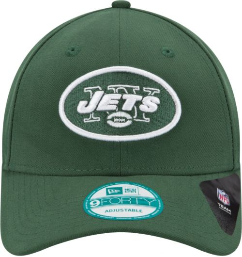 New Era Men s New York Jets League 9Forty Adjustable Green Hat.  noImageFound. Previous. 1. 2. 3 1752f00ea