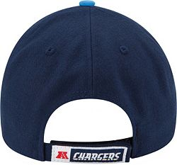 official photos 05594 5969b New Era Men s Los Angeles Chargers League 9Forty Adjustable Navy Hat  alternate 3