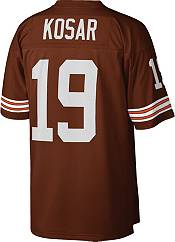 Mitchell & Ness Men's 1987 Game Jersey Cleveland Browns Bernie Kosar #19 product image