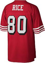 Mitchell & Ness Men's San Francisco 49ers Jerry Rice #80 1994 Red Jersey product image