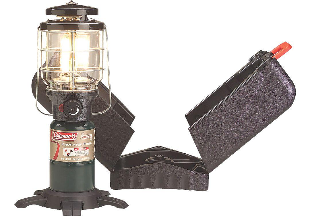 Coleman NorthStar Instastart Propane Lantern with Case