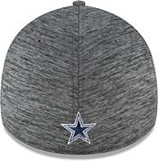 New Era Men's Dallas Cowboys Grey Summer Sideline 39Thirty Stretch Fit Hat product image