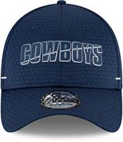 New Era Men's Dallas Cowboys Navy Summer Sideline 39Thirty Stretch Fit Hat product image