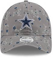 New Era Women's Dallas Cowboys Blossom 9Twenty Adjustable Hat product image