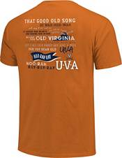 Image One Men's Virginia Cavaliers Orange Local Graphic T-Shirt product image